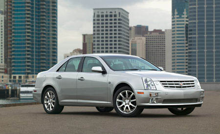 Cadillac STS Review - The Truth About Cars