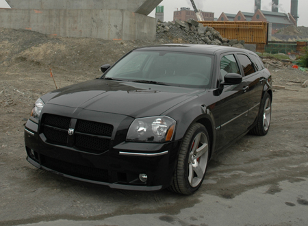 The New Magnum Srt 8 Is A Perfect Example Moment Pistonheads Clock Dodge Boys Hot Rod Hauler They Break Into