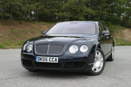 2006 bentley continental flying spur problems