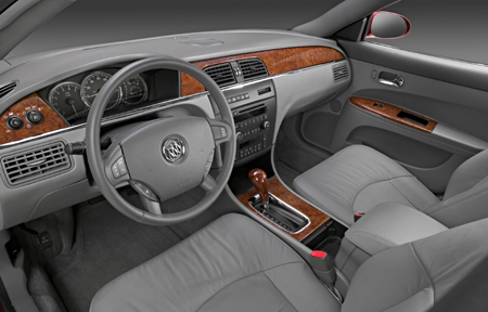 buick lacrosse cxl review the truth about cars. Black Bedroom Furniture Sets. Home Design Ideas