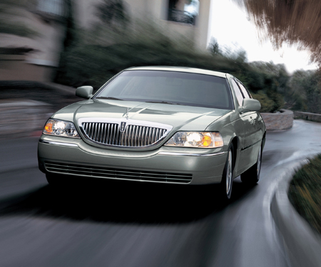 Lincoln Town Car Review The Truth About Cars
