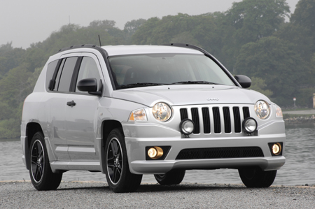 Jeep Compass Review The Truth About Cars