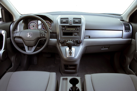 2015 Jeep Wrangler Inside >> 2007 Honda CR-V Review