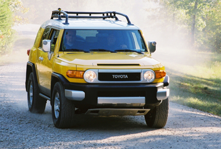 Toyota Off Road >> Toyota Fj Cruiser Off Road Test The Truth About Cars
