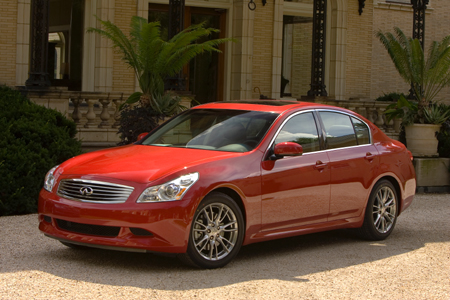Infiniti G35 Sport Review The Truth About Cars
