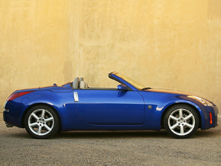 Nissan 350z Roadster Convertible Review The Truth About Cars