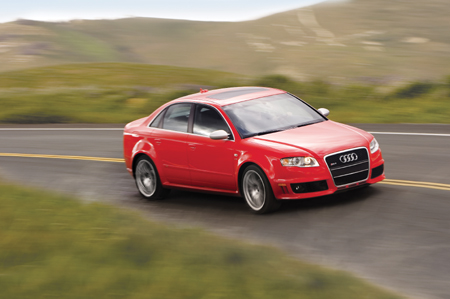 2007 Audi RS4 Review - The Truth About Cars