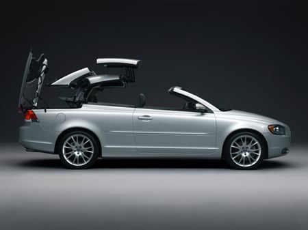3023 1 Jpg The C70 S Retractable Metal Roof Connects Convertible