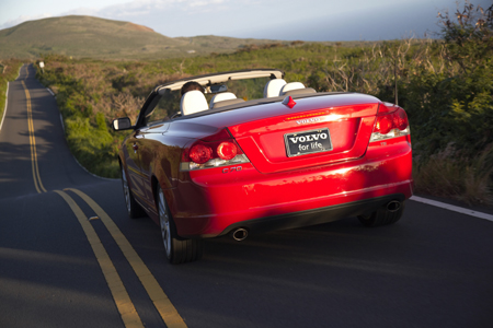 Volvo C70 Review - The Truth About Cars