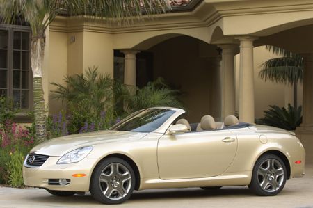 Lexus SC430 Review - The Truth About Cars