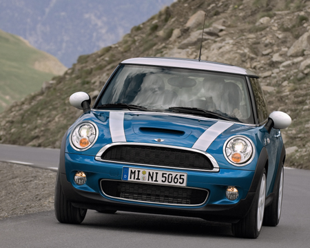 mini cooper s r56 review the truth about cars. Black Bedroom Furniture Sets. Home Design Ideas