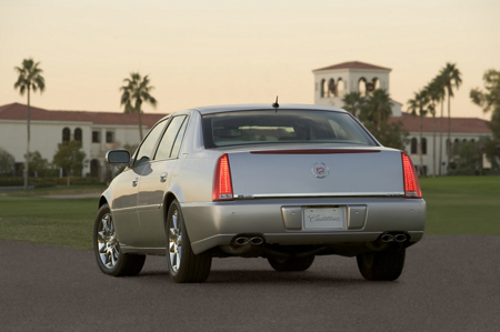 Cadillac Dts Review The Truth About Cars