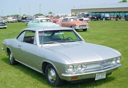 In Defense of The Chevrolet Corvair