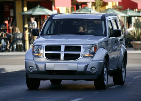 Dodge Nitro Review The Truth About Cars