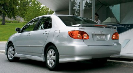 Toyota Corolla Le Used Car Review