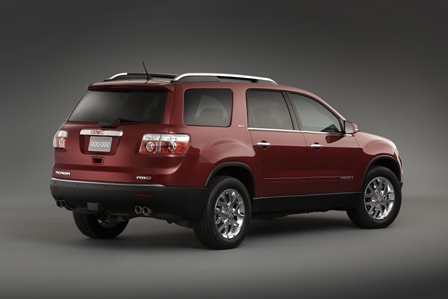 2008 gmc acadia review. Black Bedroom Furniture Sets. Home Design Ideas