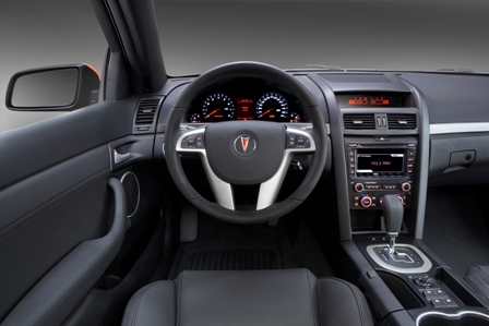 2008 Pontiac G8 Gt Review
