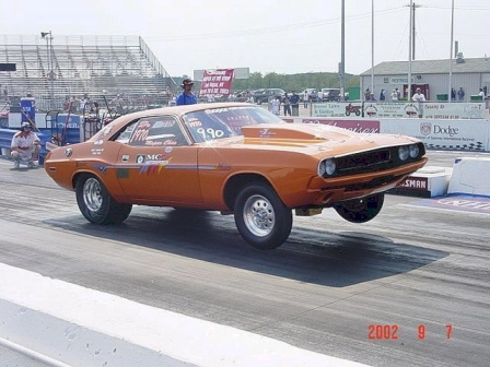 1970 dodge challenger drag - photo #30