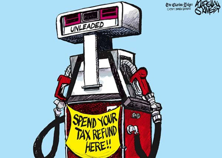 Defeat Tennessee Gas Tax