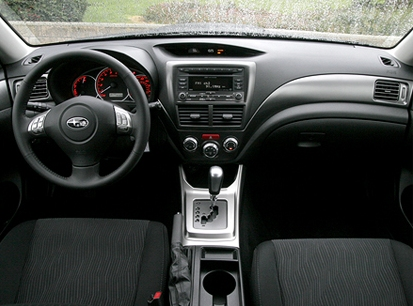Review 2009 Subaru Impreza 2 5gt The Truth About Cars