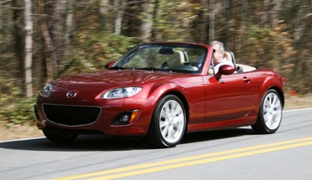 review 2009 mazda mx 5 miata grand touring the truth. Black Bedroom Furniture Sets. Home Design Ideas