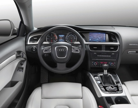 Review 2009 Audi A5 3 2 Quattro The Truth About Cars