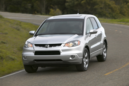 review 2009 acura rdx the truth about cars