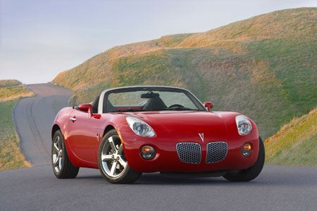 Pontiac Solstice Saturn Sky RIP  The Truth About Cars