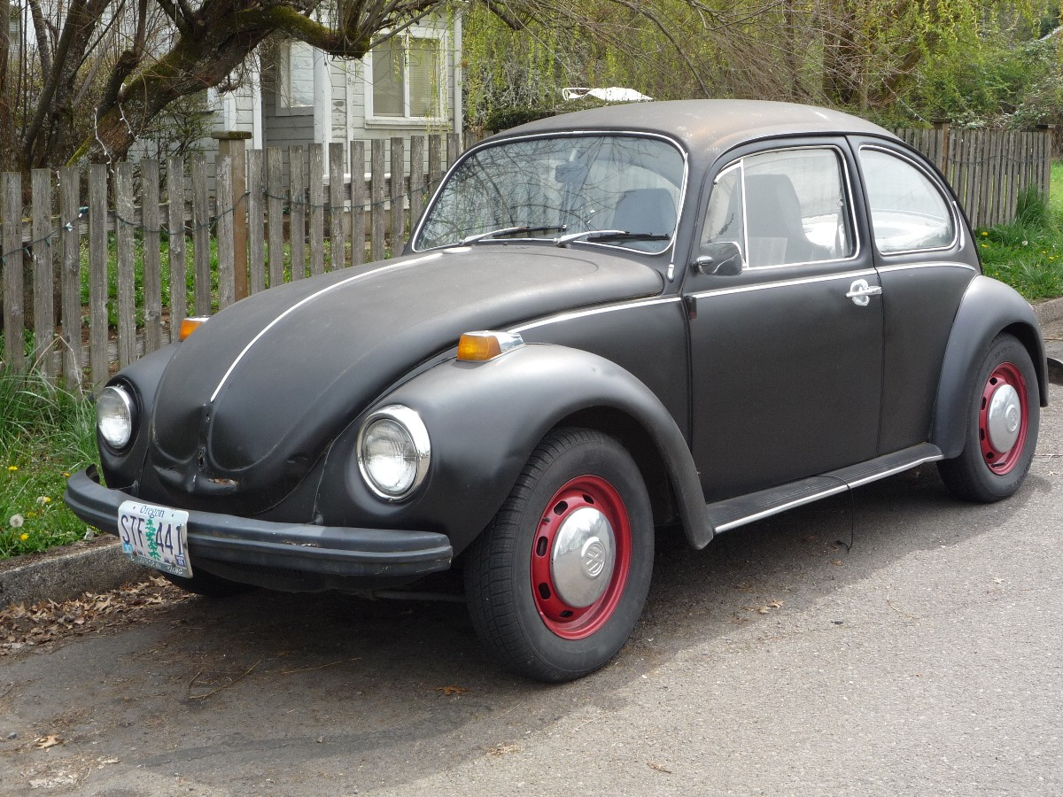 curbside classic  small car comparison number  vw super beetle