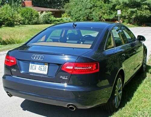 Review 2009 Audi A6 3 0t Quattro The Truth About Cars