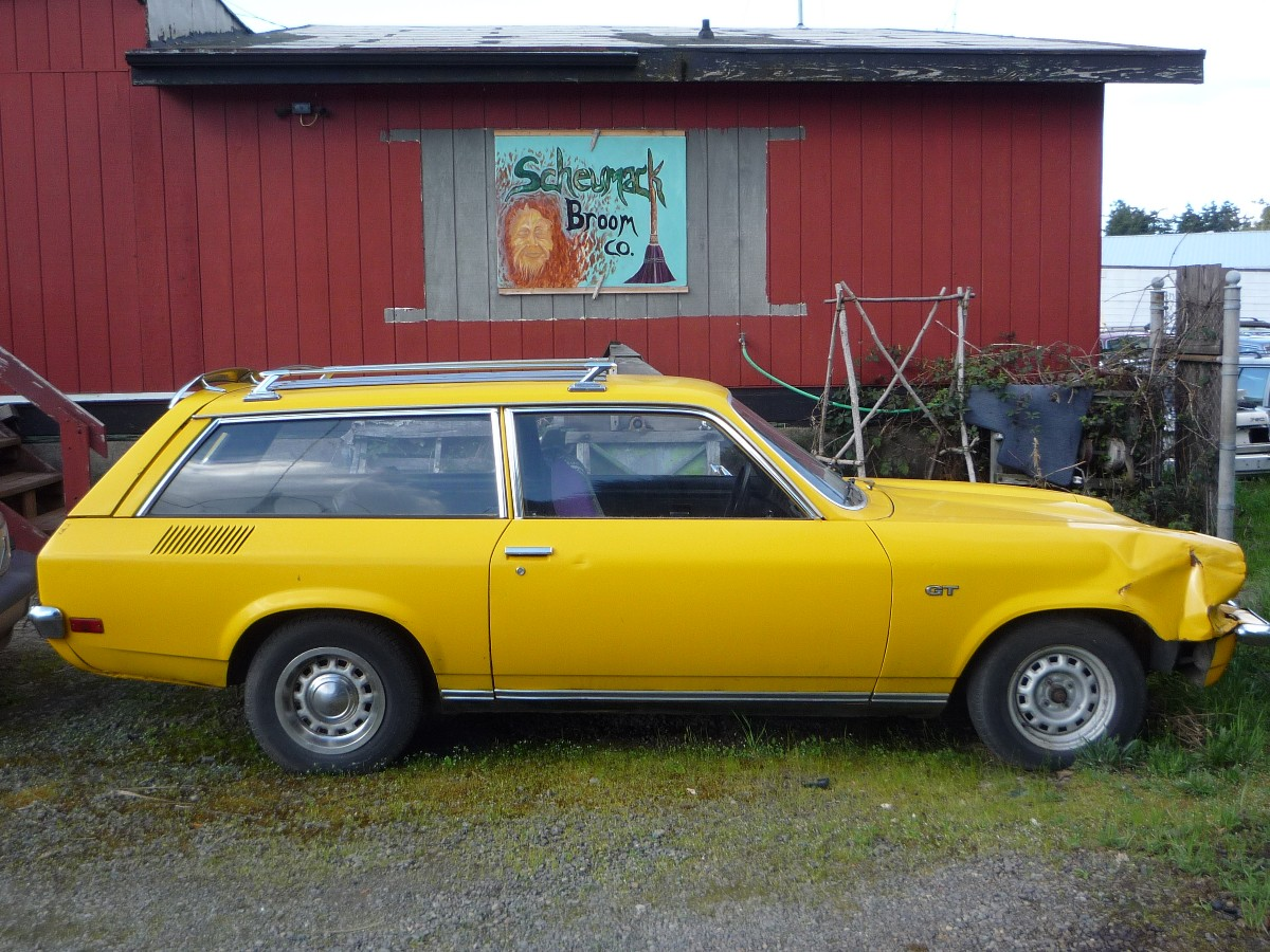 Curbside Classics: 1971 Small Cars Comparison: Number 1 ...