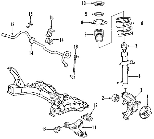 1998 Ford Contour Rear Suspension Diagram as well Schematics b moreover 3vror Ford Econoline Rubber Bushing F250 Van also Ford Taurus 1996 Ford Taurus 1996 Taurus Terrible Grinding Noise In Rea together with 1998 Ford Contour Rear Suspension Diagram. on taurus sway bar diagram