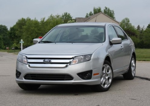 review 2010 ford fusion se 6mt the truth about cars