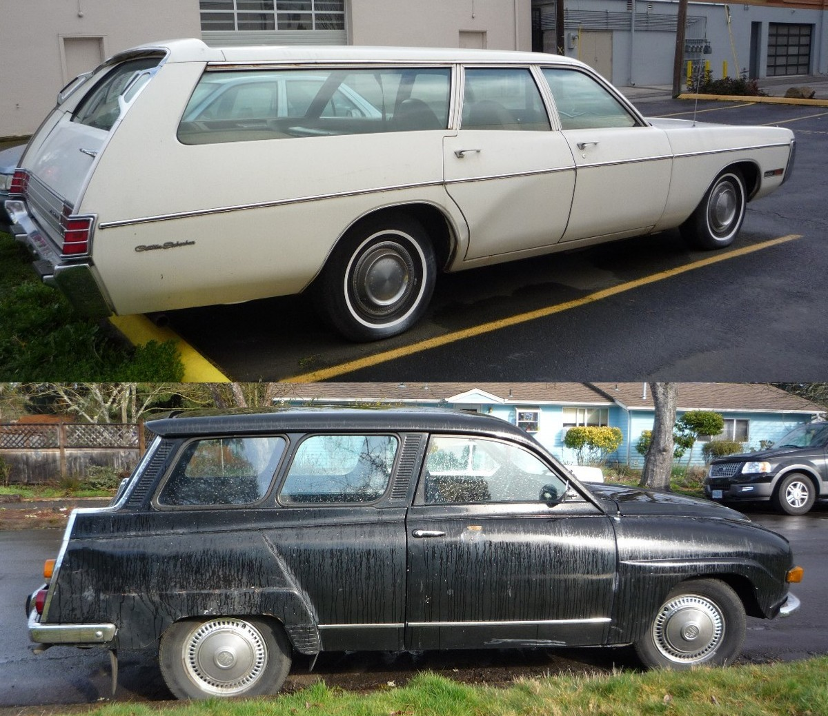 Third Row Seating Jeep >> Curbside Classic: 1972 Plymouth Fury and Saab 95