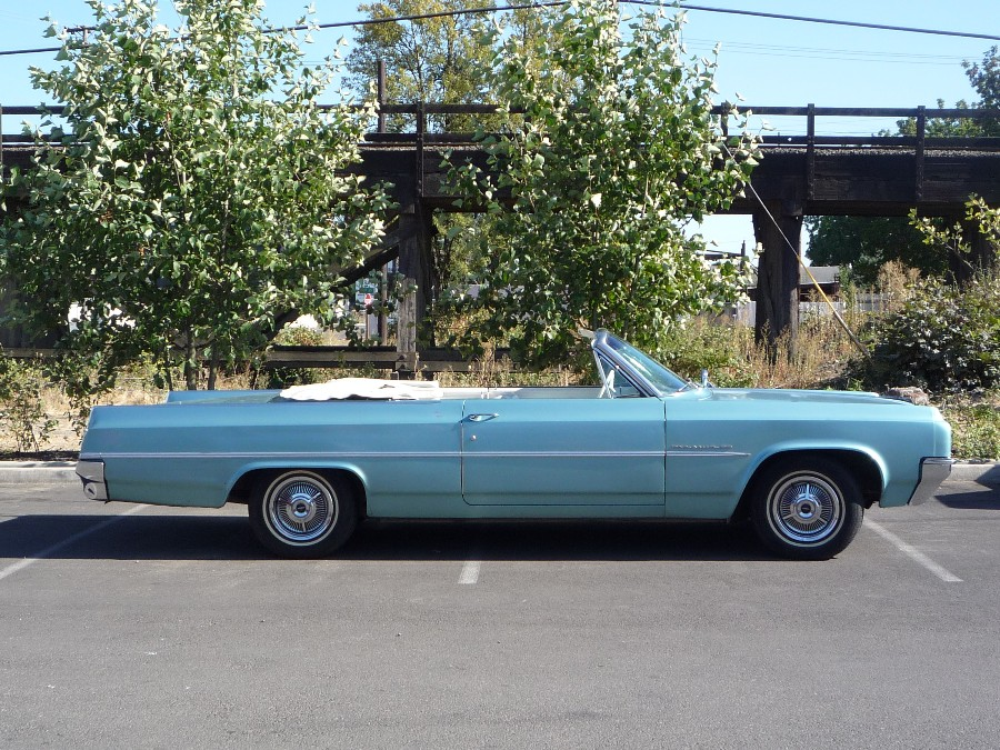 Toyota Of Iowa City >> Curbside Classic: 1963 Oldsmobile Dynamic 88 Convertible