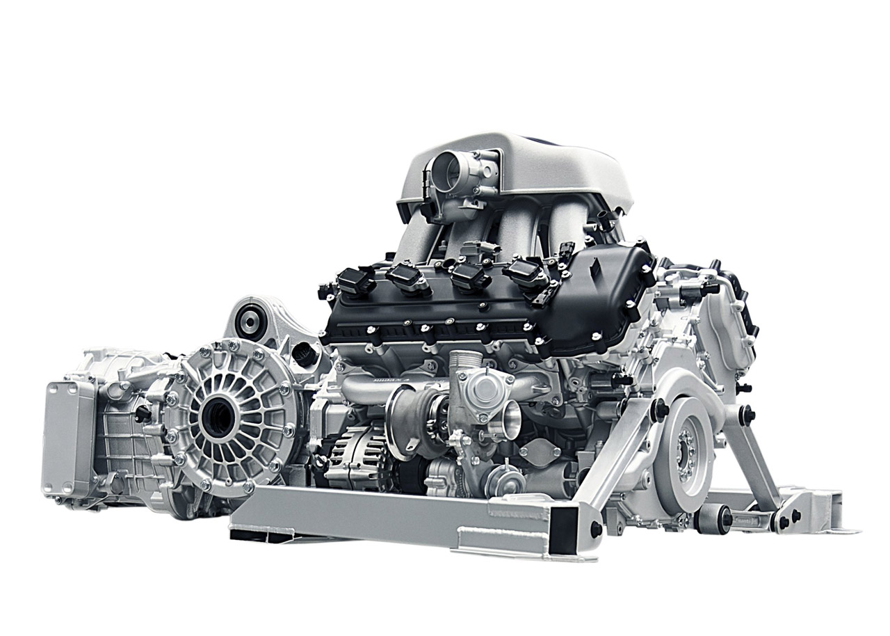 Gallery The Mclaren Mp4 12c Engine The Truth About Cars