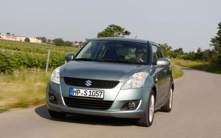 2011 Suzuki Swift Usa Or No Way The Truth About Cars