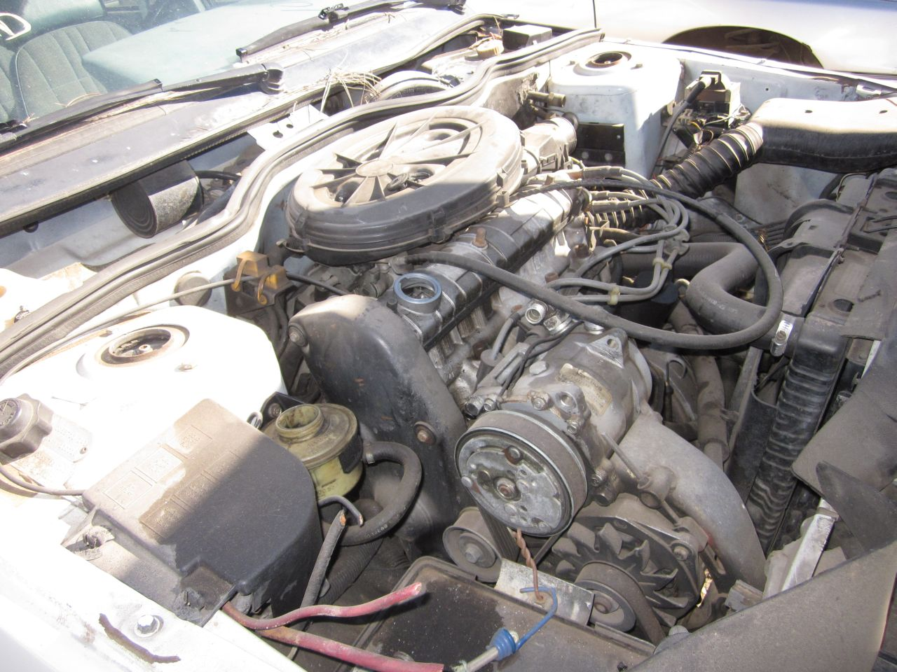Renault Alliance Still On The Scrapheap Of History Truth 1 6 Engine Layout About Cars