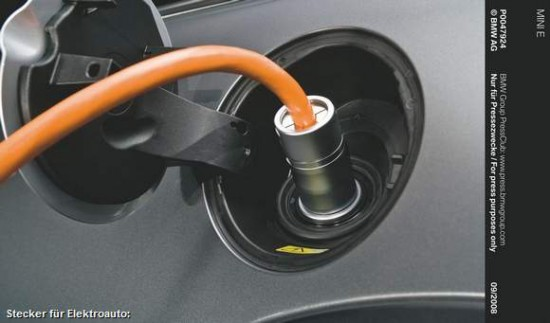 German norm-plug. Picture courtesy Automobilwoche.de