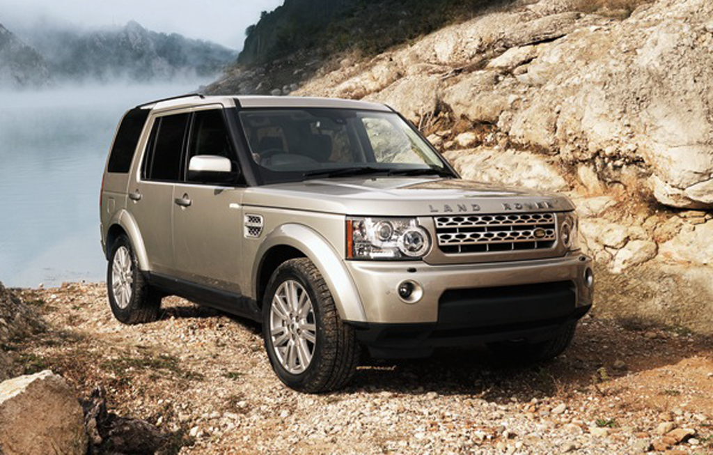 review 2010 land rover lr4 the truth about cars. Black Bedroom Furniture Sets. Home Design Ideas