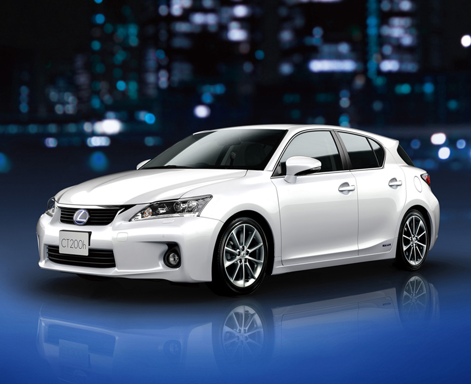 The Lexus Hhhh Picture Courtesy Toyota The Truth About Cars