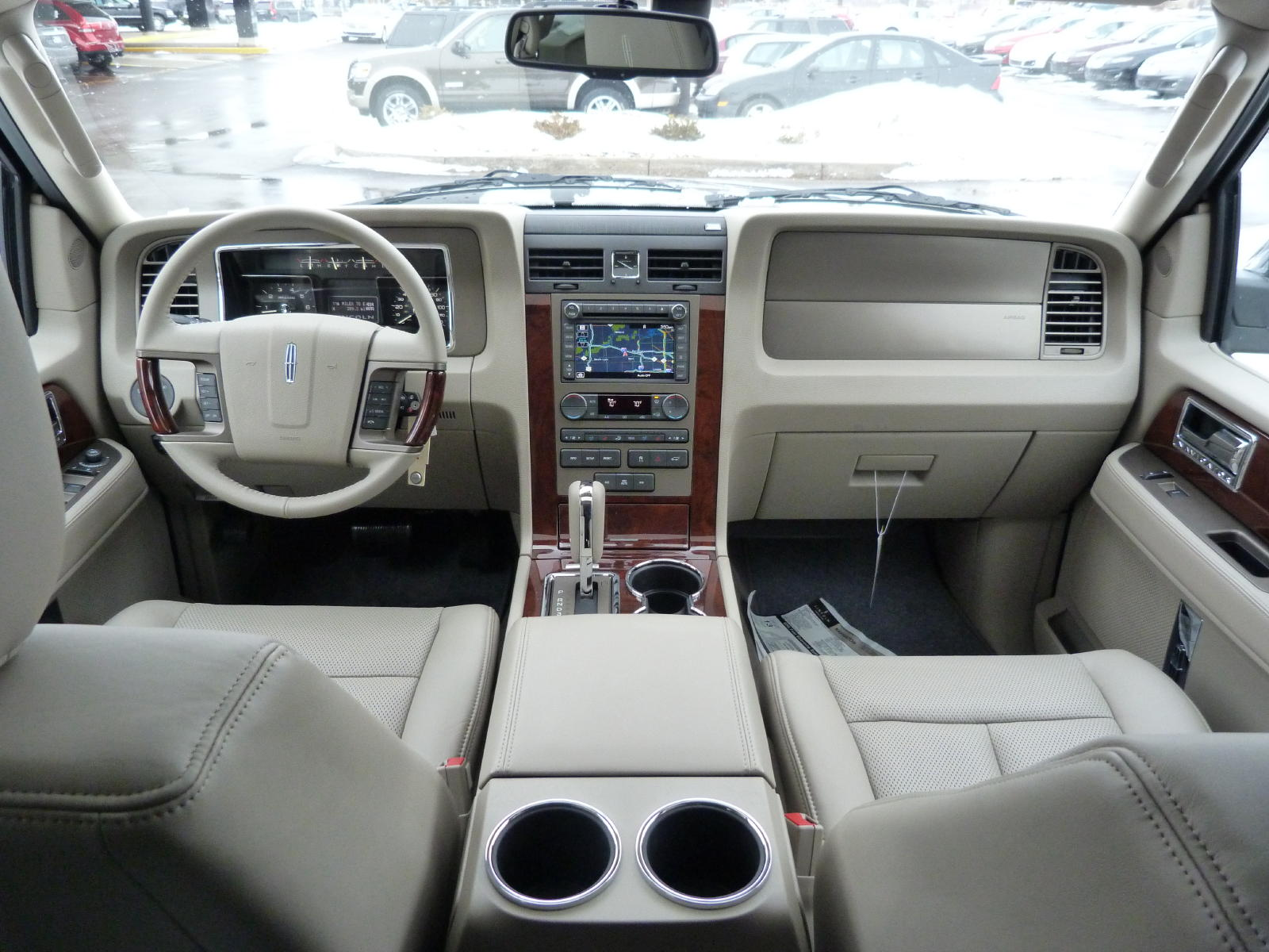 Review 2011 Lincoln Navigator The Truth About Cars