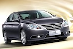 Nissan Sylphy. Picture courtesy of www.autowp.ru
