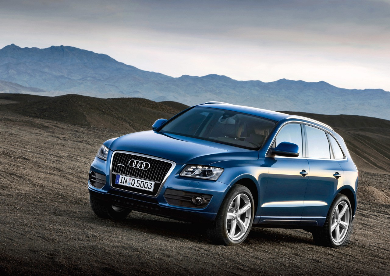 review 2011 audi q5 2 0 tfsi the truth about cars. Black Bedroom Furniture Sets. Home Design Ideas