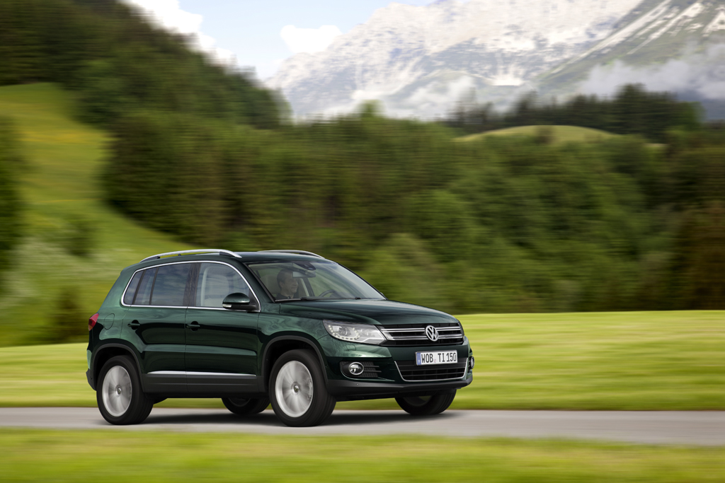 Volkswagen Announces New Tiguan. TTAC Gives You The Pictures - The Truth About Cars