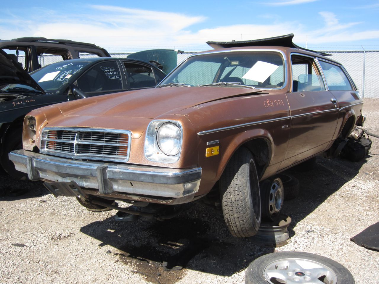 All Chevy 1977 chevrolet monza : Junkyard Find: 1979 Chevrolet Monza Wagon - The Truth About Cars