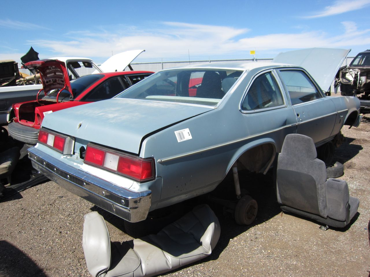 Junkyard Find 1979 Oldsmobile Omega The Truth About Cars