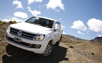 VW Amarok. Picture courtesy VW