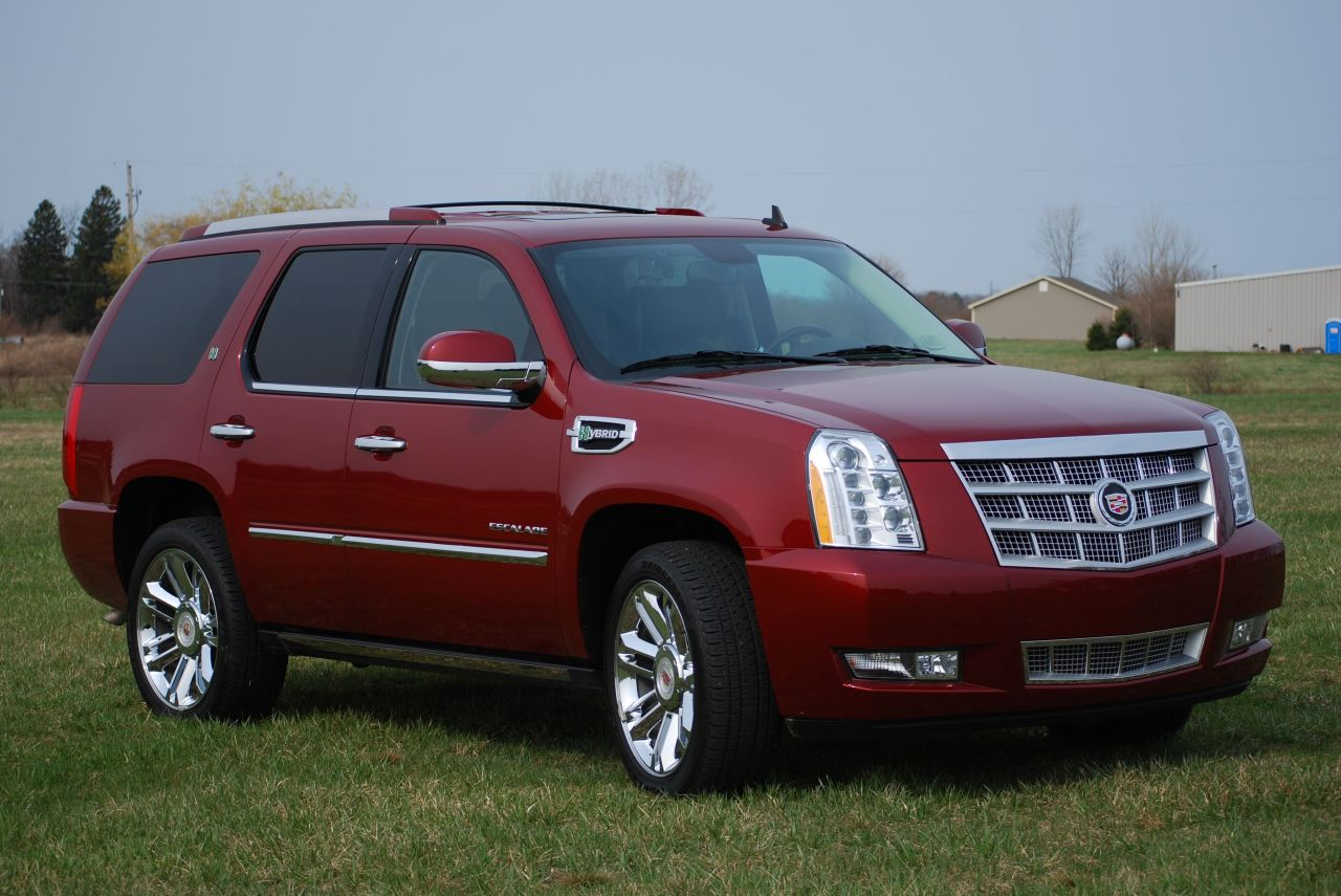 review 2011 cadillac escalade platinum hybrid the truth about cars. Black Bedroom Furniture Sets. Home Design Ideas