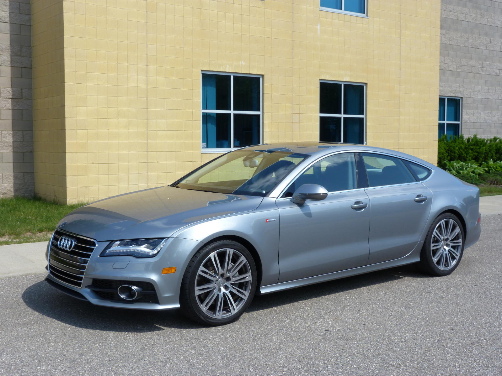 Review: 2012 Audi A7 - The Truth About Cars